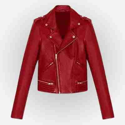 Cheryl Blossom's South Side Serpents red leather jacket from Riverdale