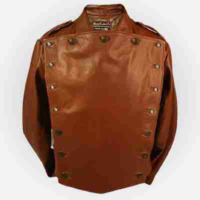 Billy Campbell's (Cliff Secord) brown leather jacket from Rocketeer