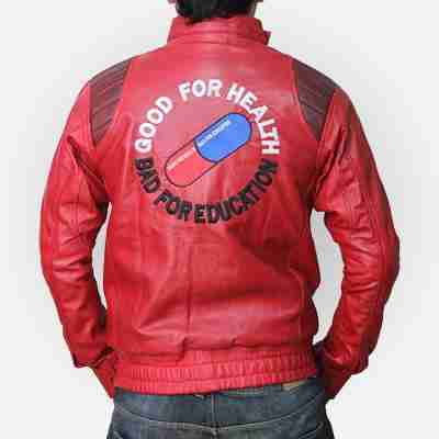 Akira Kaneda Good for Health Bad for Education Jacket