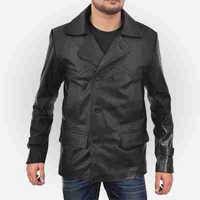 Christopher Eccleston 9th Doctor Jacket
