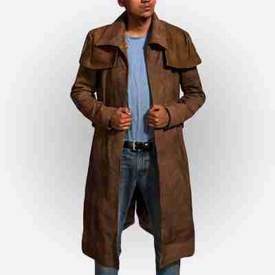 Fallout New Vegas Ncr Ranger Duster Coat
