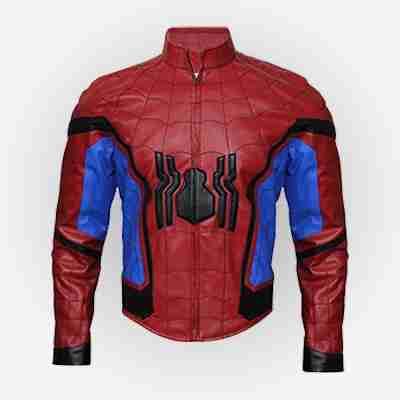 Spiderman Homecoming Jacket