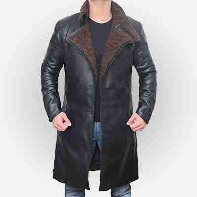 Ryan Gosling Blade Runner 2049 Leather Coat