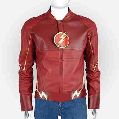 The Flash Barry Allen Jacket