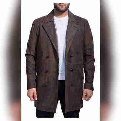War Doctor Leather Jacket