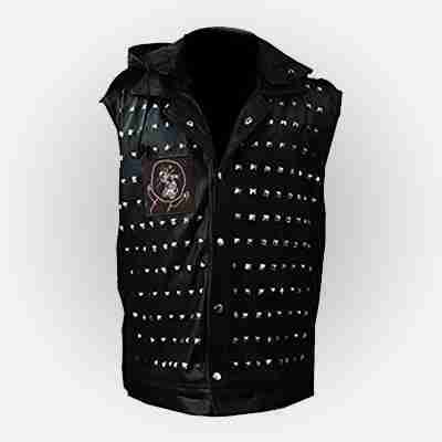 Watch Dogs 2 Wrench Leather Jacket