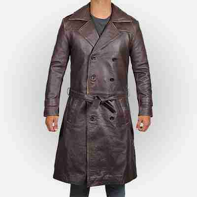 Watchmen Rorschach Coat