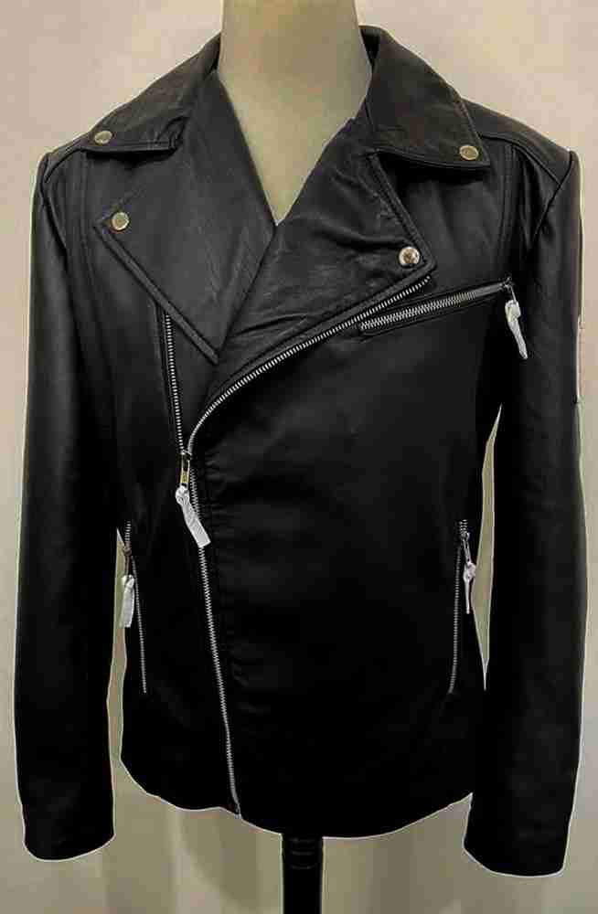 G-Eazy's These Things Happen When It's Dark Out leather jacket - front