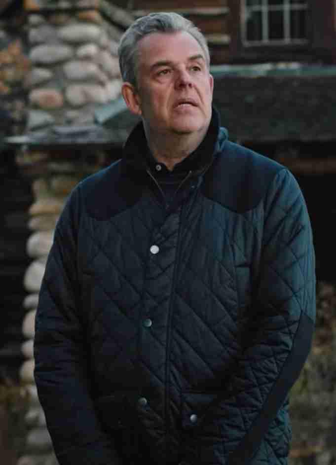 Dan Jenkins as Danny Huston in Yellowstone TV show