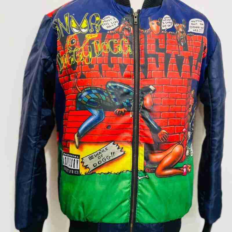 Snoop Dogg Go-Big show doggystyle jacket - front