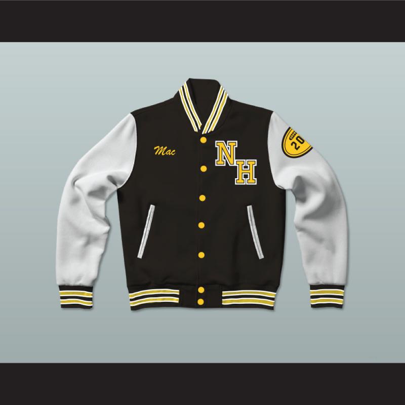 Snoop dogg's N. Hale High School Varsity Jacket