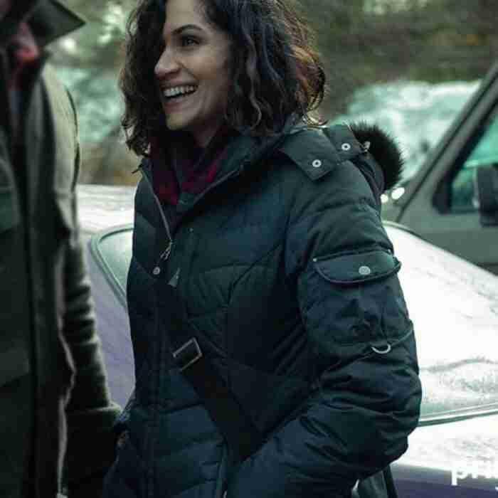 American Gods Season 03 Laura Moon Coat