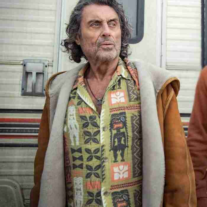 American Gods Season 03 Mr. Wednesday Jacket