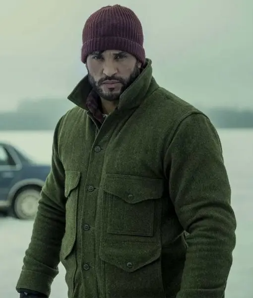 Ricky Whittle as Shadow Moon from American Gods (Season 03)