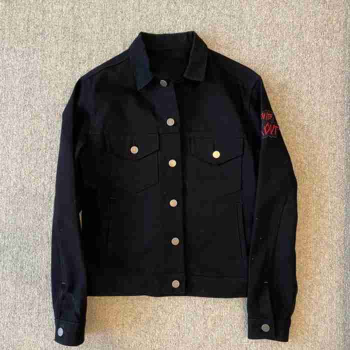 G-Eazy Rage Denim Jacket