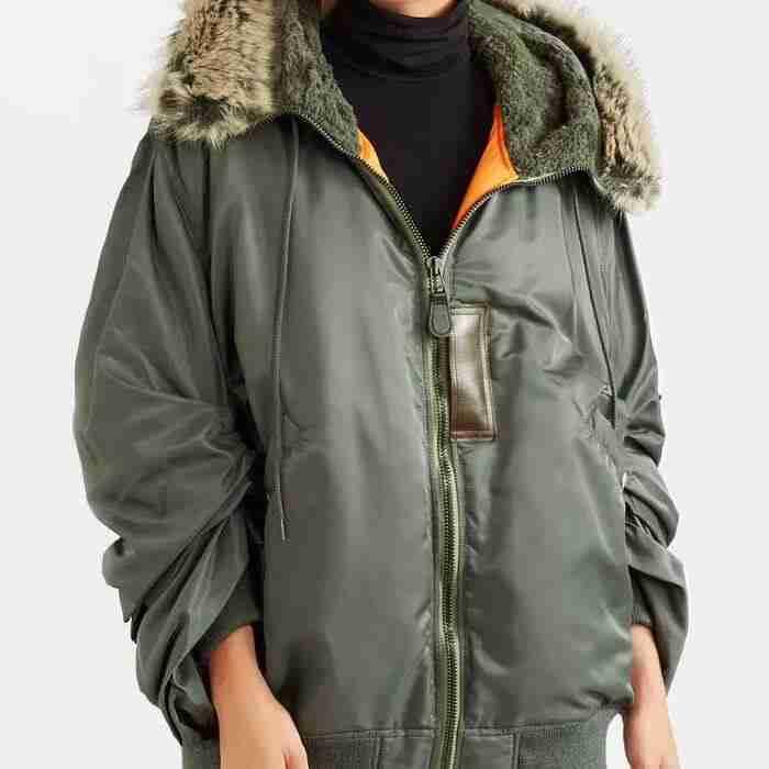 Love Life Sara Yang Parka Jacket