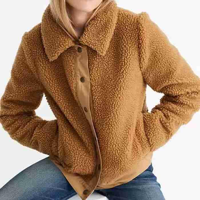 Love life Darby Carter Sherpa Jacket