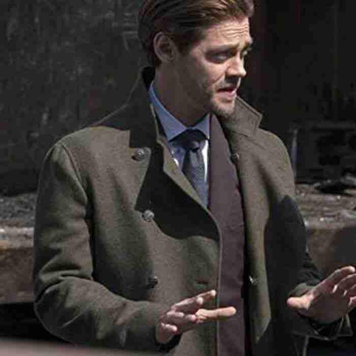 Malcolm Bright Prodigal Son Coat