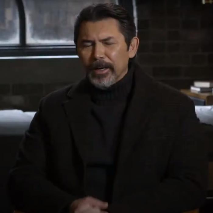Prodigal Son Gil Arroyo Black Coat