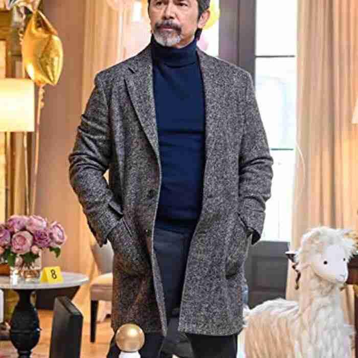 Prodigal Son Gil Arroyo Mid-Length Coat