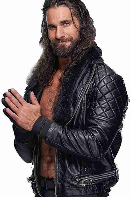 Seth Rollins from WWE Superstars