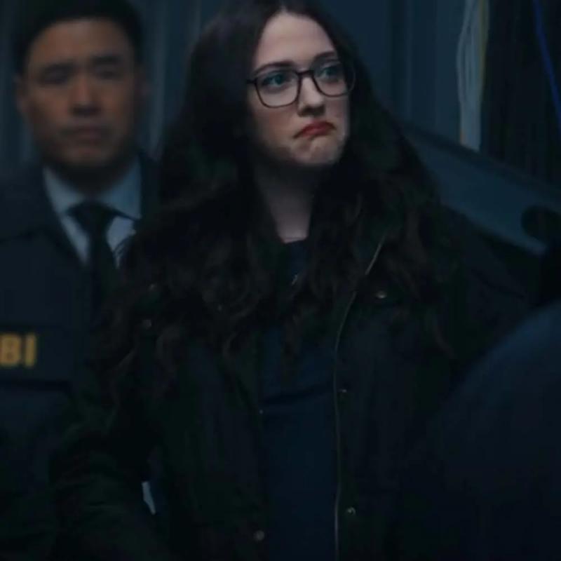 Kat Dennings as Darcy Lewis in WandaVision