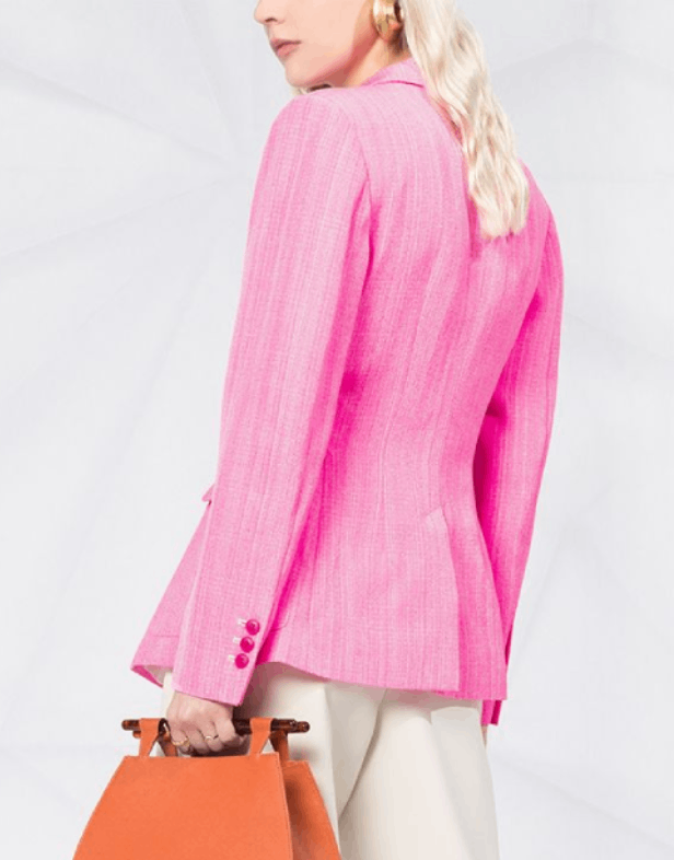 Cheryl Blossom's pink blazer from Riverdale Season 05