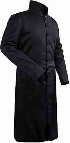 Neo's black trench coat from the Matrix