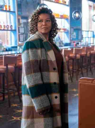 Queen Latifah as Robyn McCall in The Equalizer (2021)