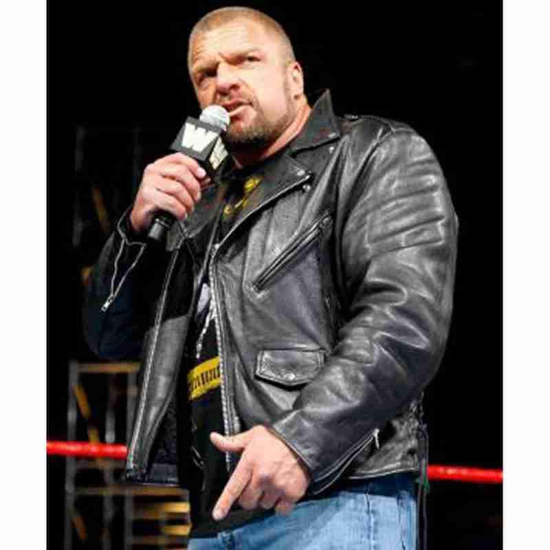 WWE professional wrestler Triple H