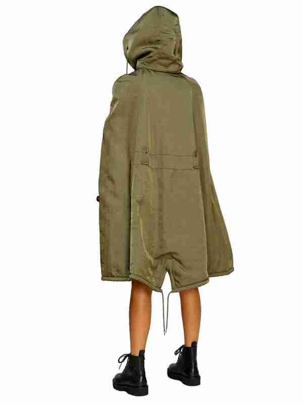 Fate: The Winx Saga Stella Green Coat