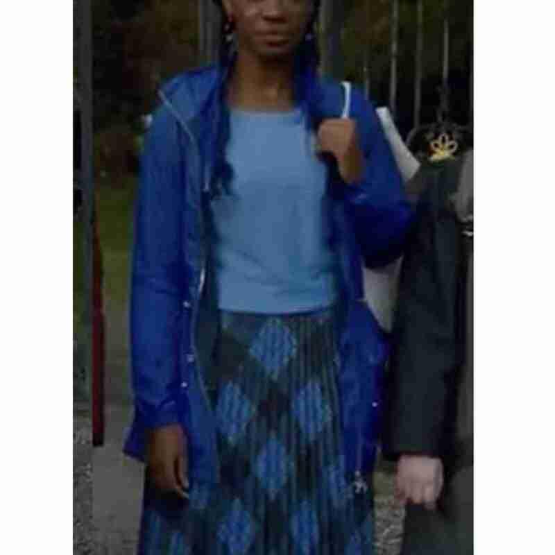 Fate: The Winx Saga Precious Mustapha Jacket