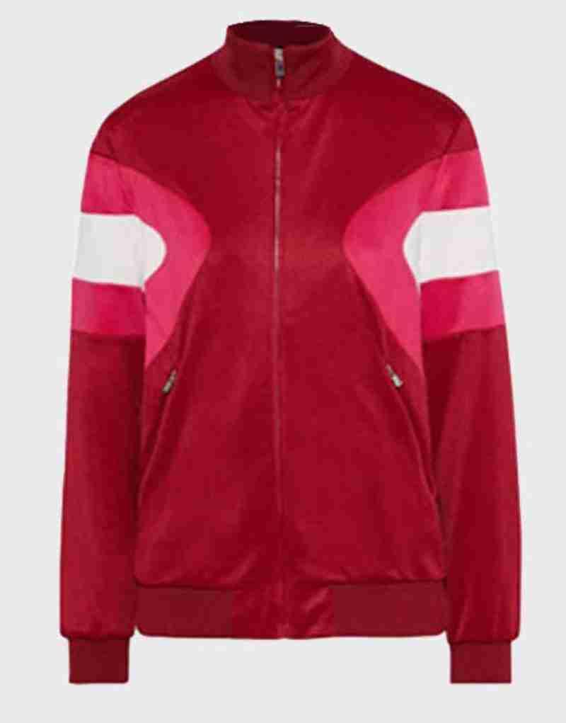 Fate: The Winx Saga Precious Mustapha Red Jacket