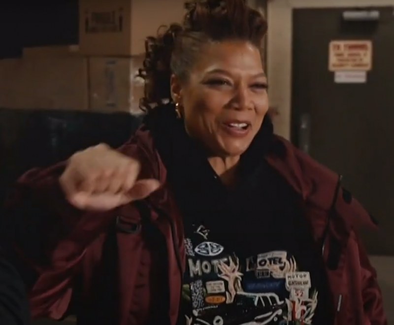 Queen Latifah as Robin McCall in The Equalizer 2021 Episode 05