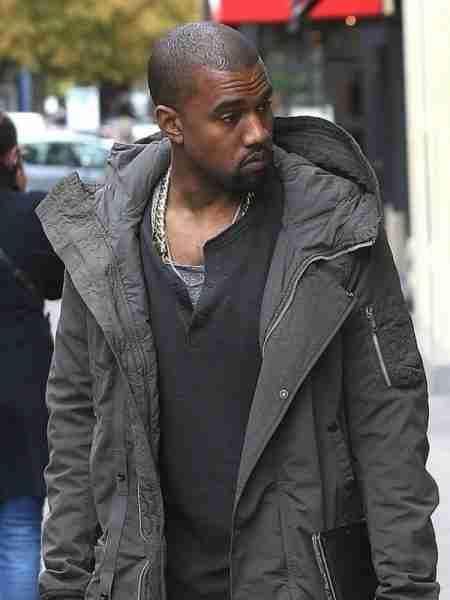 Rick Owens Kanye West Coat