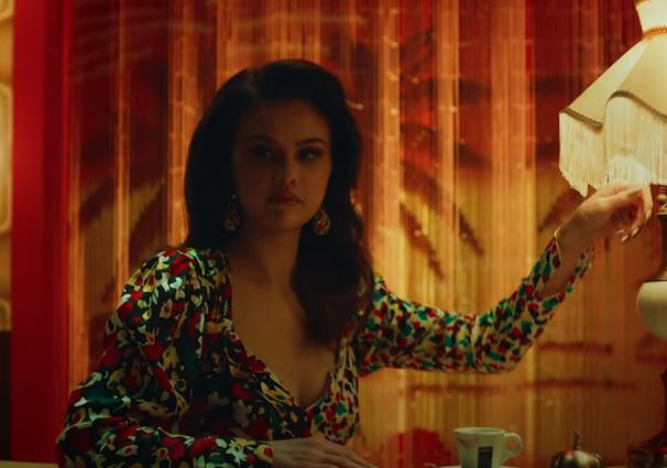 Selfish Love Selena Gomez Colorful Blazer