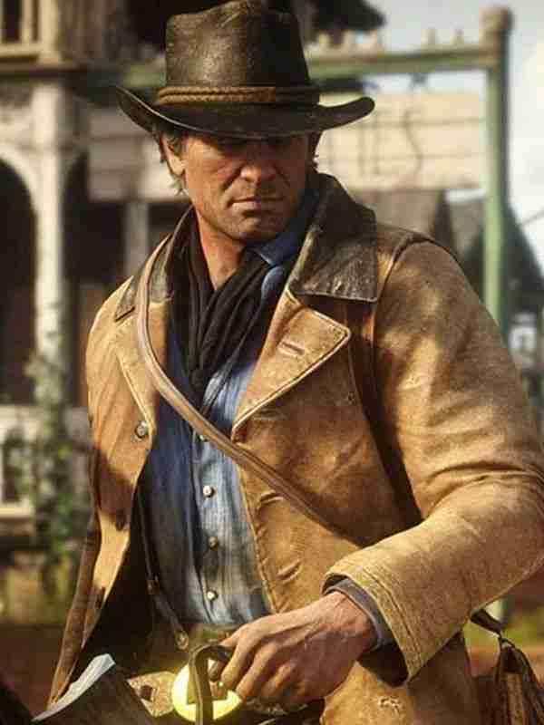 Red Dead Redemption 2 Arthur Morgan Jacket