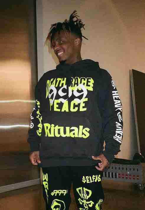 American rapper Juice Wrld