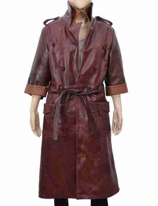 Fallout 4 Piper Wright Coat Front
