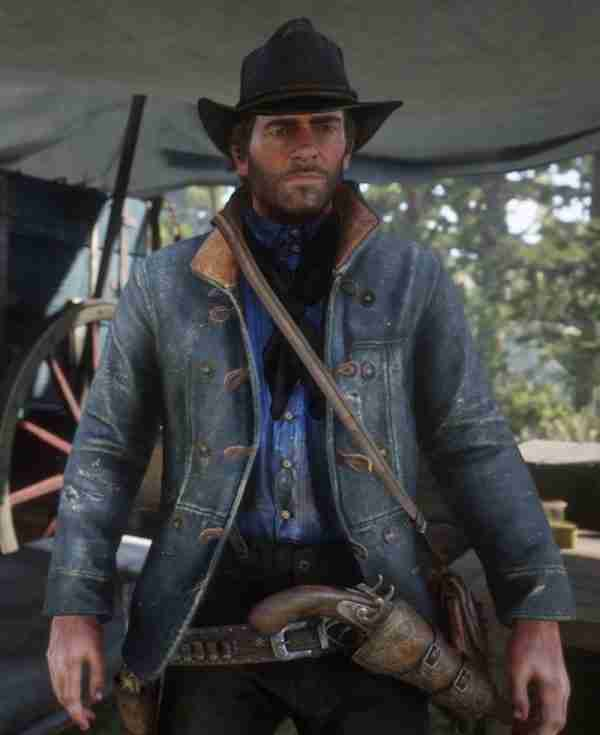 Red Dead Redemption 2 Pearson Scout Jacket