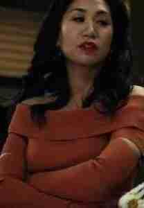 Liza Lapira The Equalizer Season 1 Episode 5 Melody Mel Bayani Cut Out Sweater