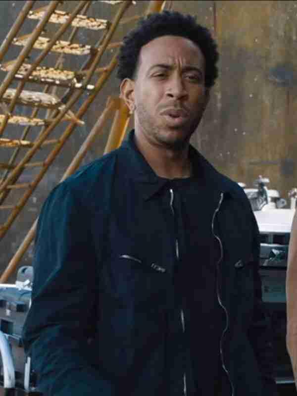 Fast & Furious 9 Ludacris Black Cotton Jacket