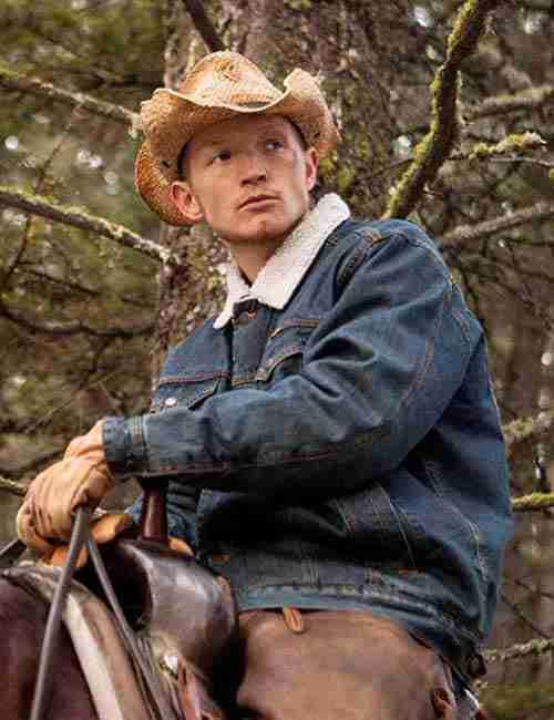 Jimmy Hurdstrom Yellowstone Series Jacket