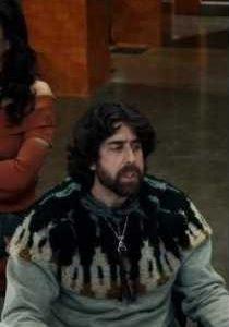 The Equalizer (Adam Goldberg) Season 1 Episode 5 Harry Keshegian Knit Sweater