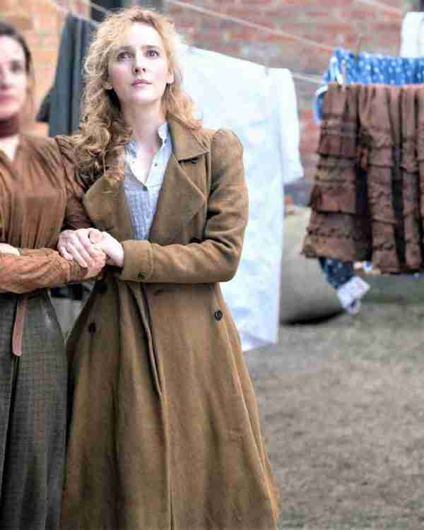 Penance Adair TV Series The Nevers 2021 Ann Skelly Brown Trench Coat