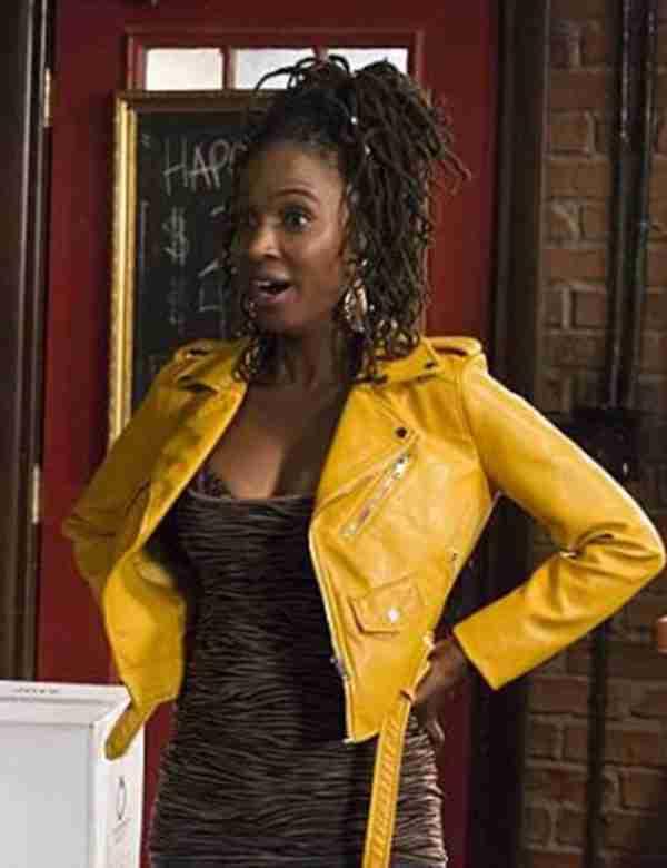 Veronica Fisher Shameless Shanola Hampton Leather Jacket