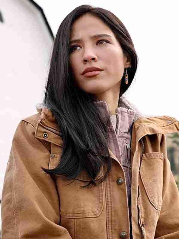 Monica Dutton Yellowstone S02 Jacket