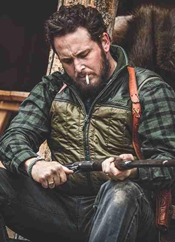 Cole Hauser Yellowstone Rip Wheeler Vest