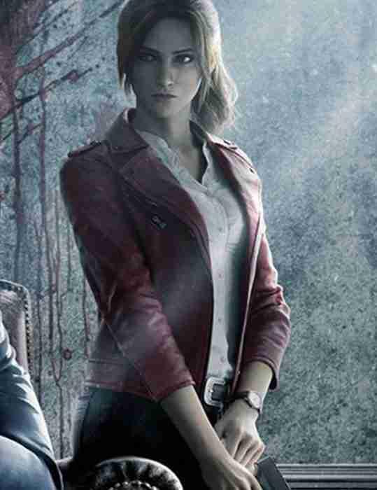 Netflix Show Resident Evil Infinite Darkness Jacket