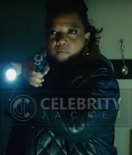 The-equalizer-queen-latifah-black-quilted-jacket.